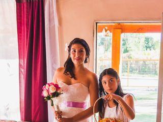 El matrimonio de Maria José y Sebastian 1