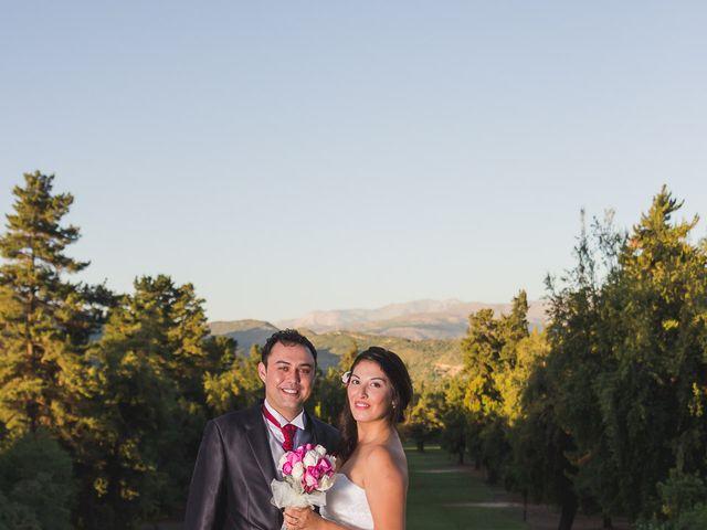 El matrimonio de Maria José y Sebastian