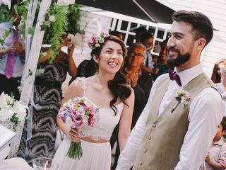 El matrimonio de Nicoletta y Gonzalo 1