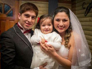 El matrimonio de Victoria  y Manuel