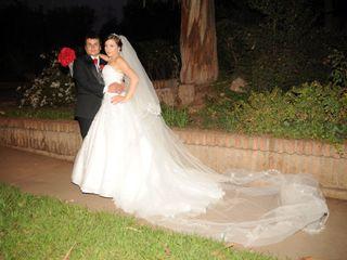El matrimonio de Valeria y Sebastian 1