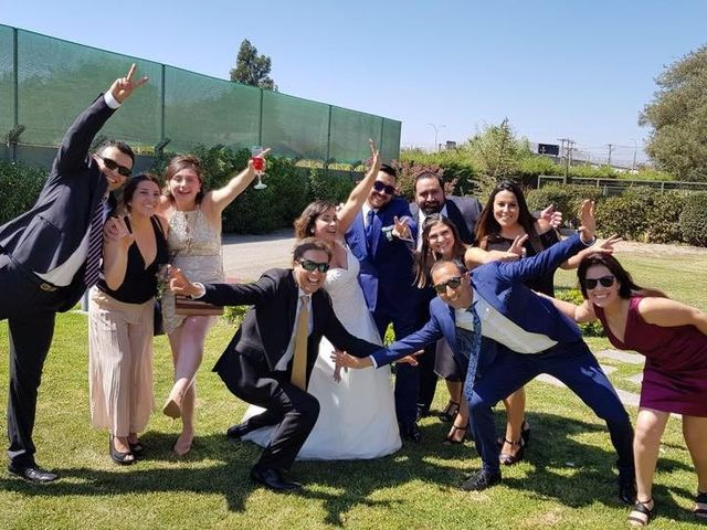 El matrimonio de Pablo y Constanza en San Bernardo, Maipo 1