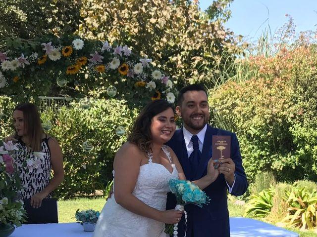 El matrimonio de Pablo y Constanza en San Bernardo, Maipo 12