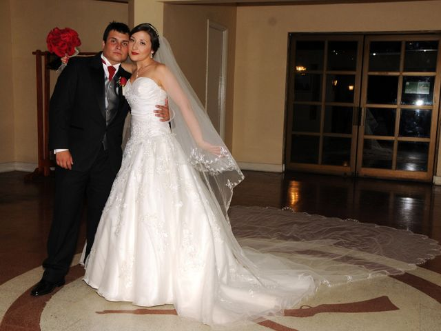 El matrimonio de Valeria y Sebastian