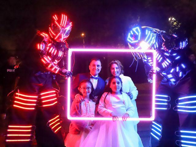 El matrimonio de Yasmin y Oscar