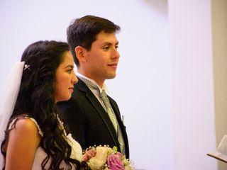 El matrimonio de Abigail y Nicolás 2