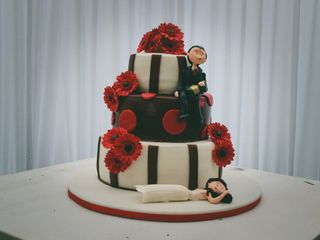 El matrimonio de Soledad y Juan Pablo 1