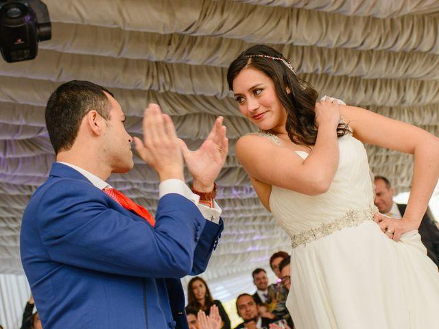 El matrimonio de Soledad y Juan Pablo