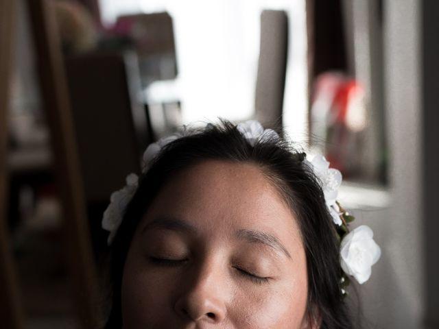 El matrimonio de Katerine y Antonio en Hualqui, Concepción 3