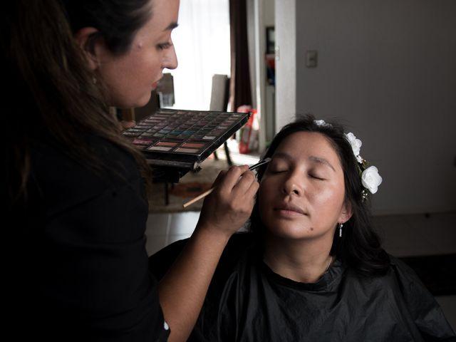 El matrimonio de Katerine y Antonio en Hualqui, Concepción 1