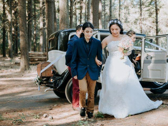 El matrimonio de Katerine y Antonio en Hualqui, Concepción 6