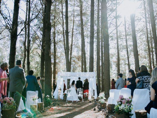 El matrimonio de Katerine y Antonio en Hualqui, Concepción 9