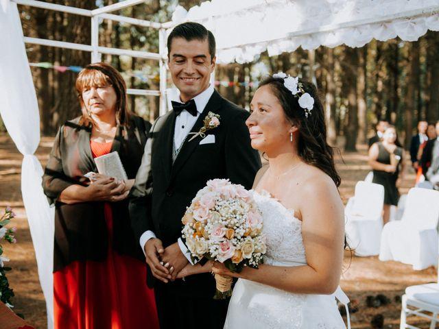 El matrimonio de Katerine y Antonio en Hualqui, Concepción 11