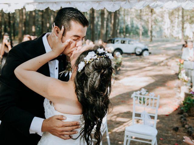 El matrimonio de Katerine y Antonio en Hualqui, Concepción 13