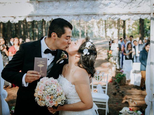 El matrimonio de Katerine y Antonio en Hualqui, Concepción 15