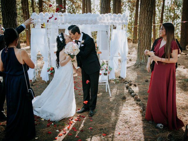 El matrimonio de Katerine y Antonio en Hualqui, Concepción 17