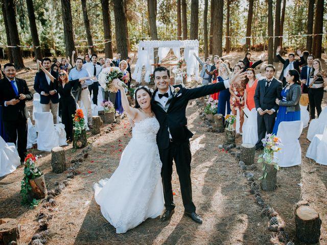 El matrimonio de Katerine y Antonio en Hualqui, Concepción 19