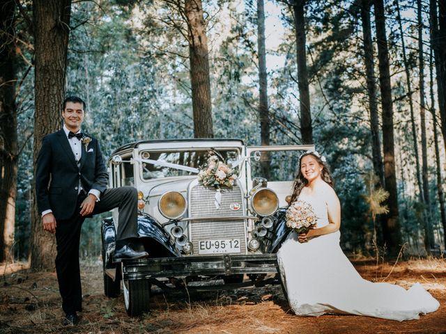 El matrimonio de Katerine y Antonio en Hualqui, Concepción 24