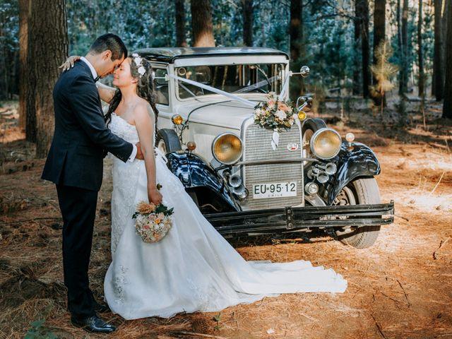 El matrimonio de Antonio y Katerine