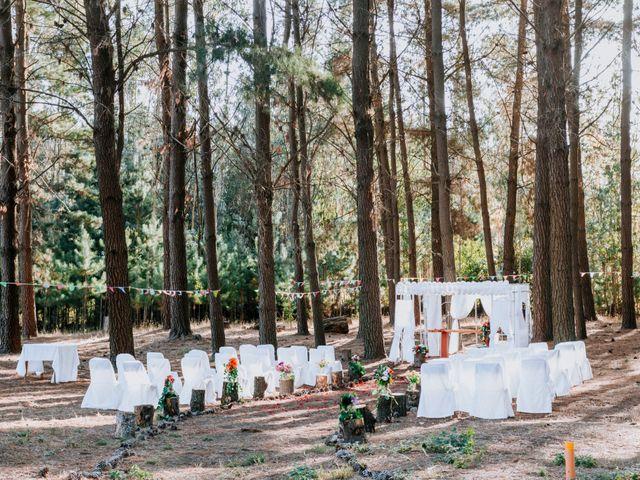El matrimonio de Katerine y Antonio en Hualqui, Concepción 25
