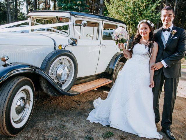 El matrimonio de Katerine y Antonio en Hualqui, Concepción 28
