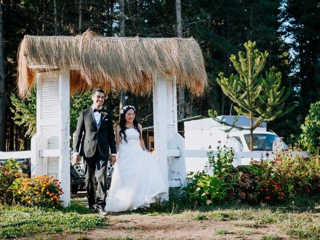 El matrimonio de Katerine y Antonio en Hualqui, Concepción 29