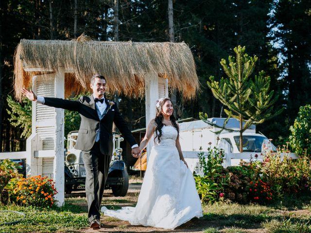 El matrimonio de Katerine y Antonio en Hualqui, Concepción 30