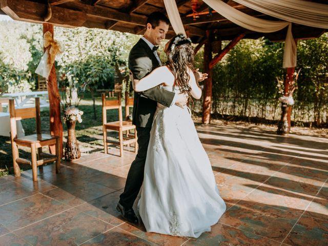 El matrimonio de Katerine y Antonio en Hualqui, Concepción 31