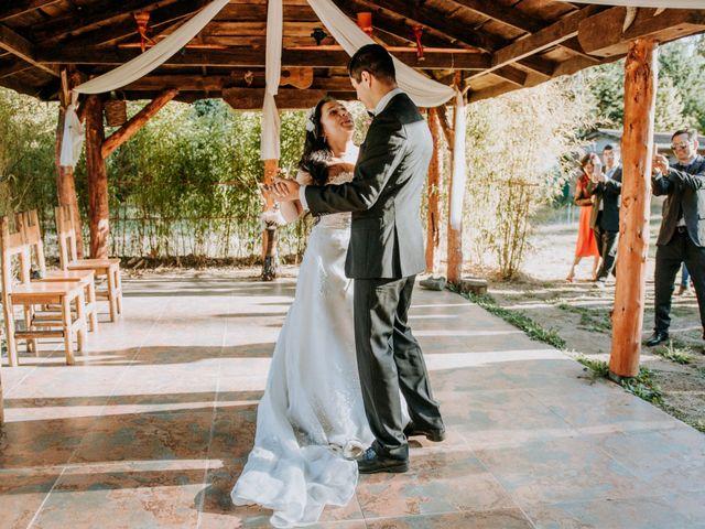 El matrimonio de Katerine y Antonio en Hualqui, Concepción 32