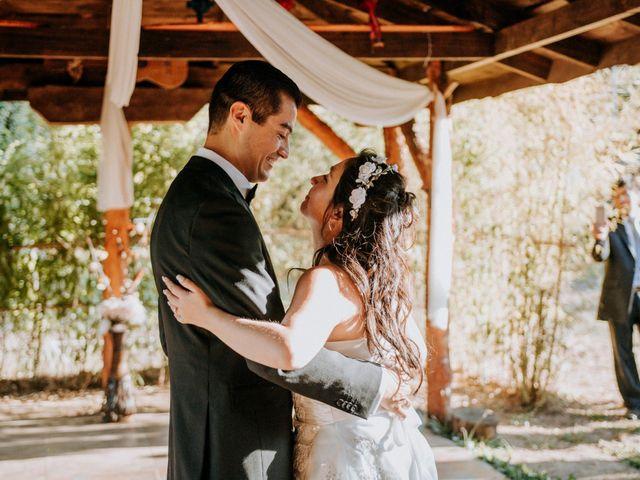 El matrimonio de Katerine y Antonio en Hualqui, Concepción 33