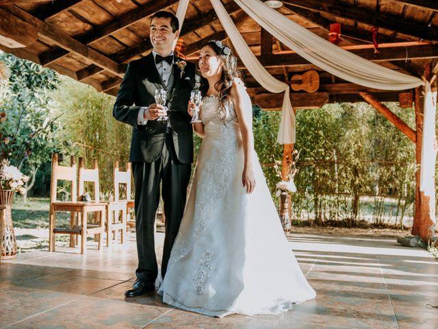 El matrimonio de Katerine y Antonio en Hualqui, Concepción 34