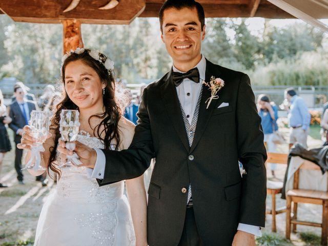 El matrimonio de Katerine y Antonio en Hualqui, Concepción 35