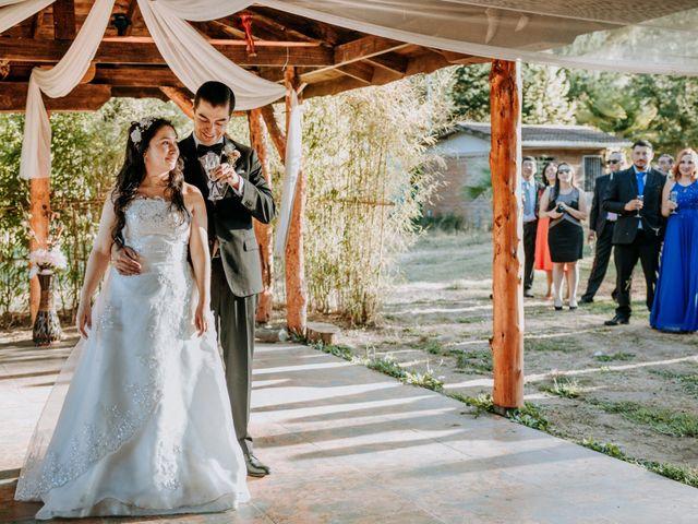 El matrimonio de Katerine y Antonio en Hualqui, Concepción 36