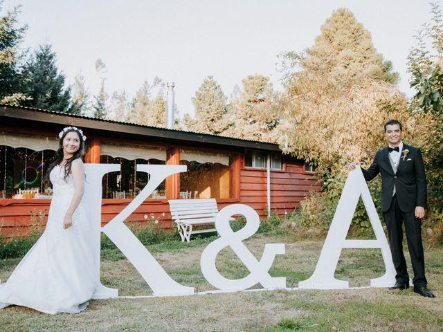El matrimonio de Katerine y Antonio en Hualqui, Concepción 44