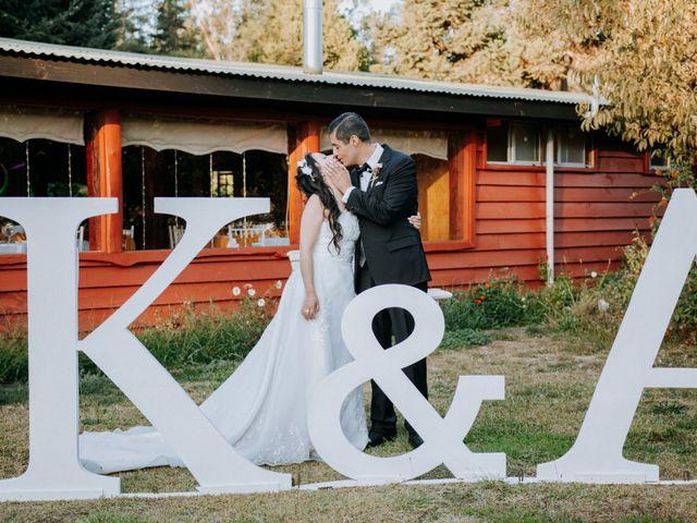 El matrimonio de Katerine y Antonio en Hualqui, Concepción 45