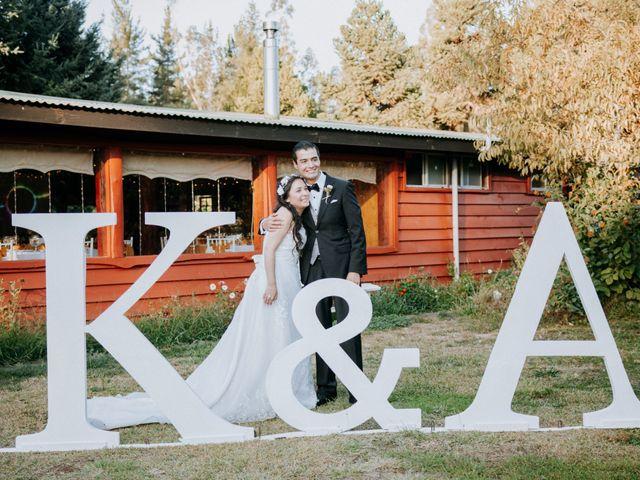 El matrimonio de Katerine y Antonio en Hualqui, Concepción 46