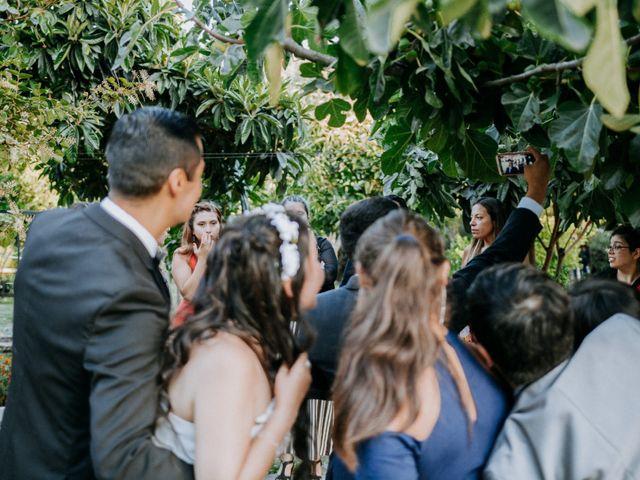 El matrimonio de Katerine y Antonio en Hualqui, Concepción 47