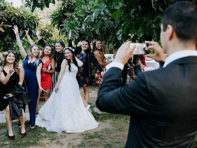 El matrimonio de Katerine y Antonio en Hualqui, Concepción 48