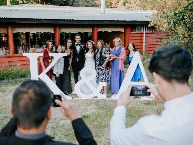 El matrimonio de Katerine y Antonio en Hualqui, Concepción 49