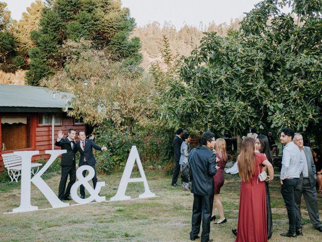 El matrimonio de Katerine y Antonio en Hualqui, Concepción 51