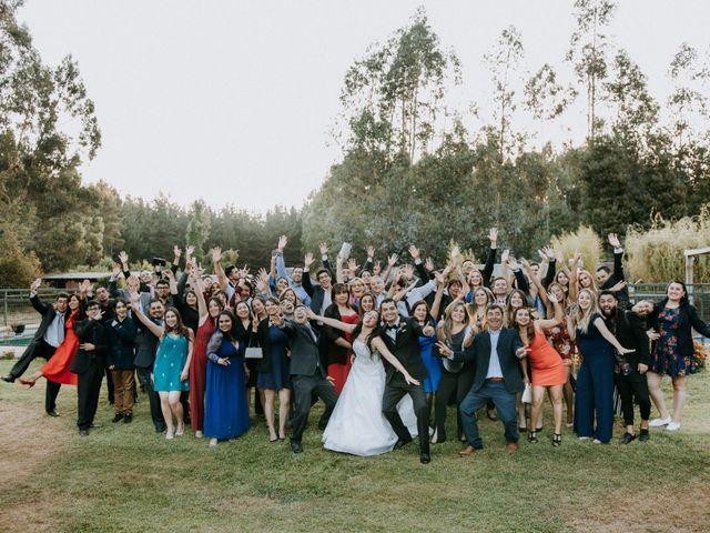 El matrimonio de Katerine y Antonio en Hualqui, Concepción 52