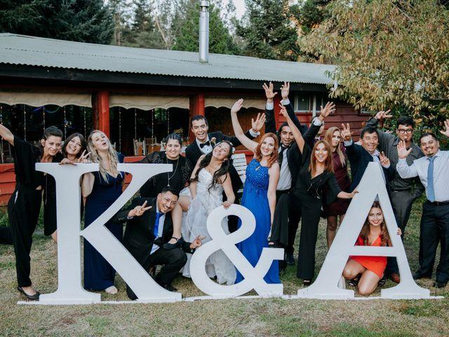 El matrimonio de Katerine y Antonio en Hualqui, Concepción 53