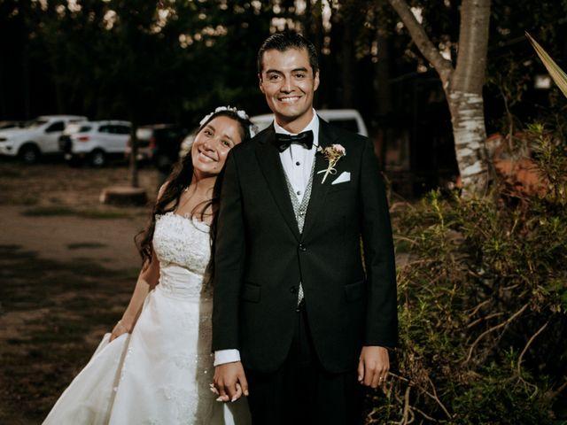 El matrimonio de Katerine y Antonio en Hualqui, Concepción 56