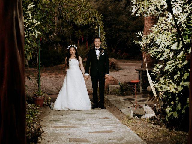 El matrimonio de Katerine y Antonio en Hualqui, Concepción 58