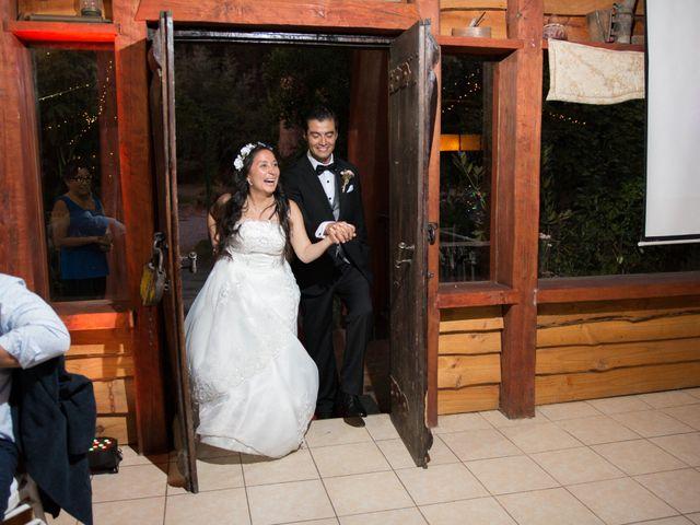 El matrimonio de Katerine y Antonio en Hualqui, Concepción 59
