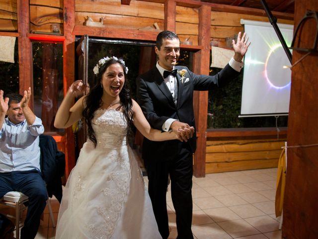 El matrimonio de Katerine y Antonio en Hualqui, Concepción 60