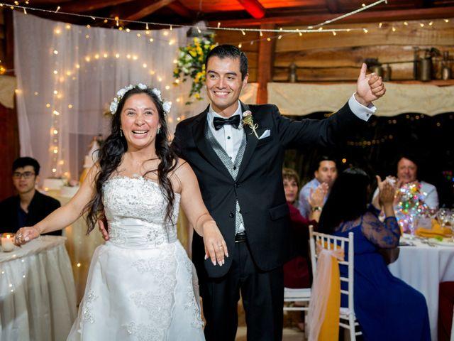 El matrimonio de Katerine y Antonio en Hualqui, Concepción 61