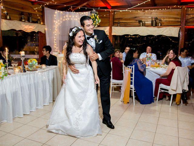 El matrimonio de Katerine y Antonio en Hualqui, Concepción 62