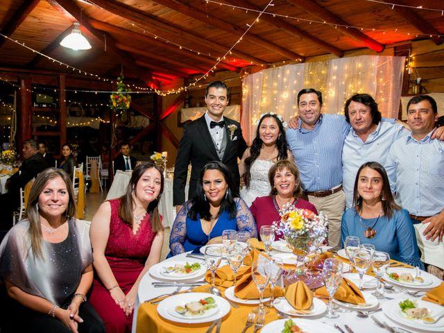 El matrimonio de Katerine y Antonio en Hualqui, Concepción 64
