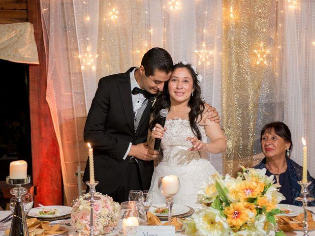 El matrimonio de Katerine y Antonio en Hualqui, Concepción 66